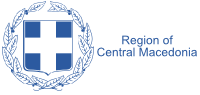 Logo Region of Kentriki Makedonia